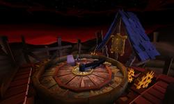 The Belfry segment from Luigi's Mansion: Dark Moon.