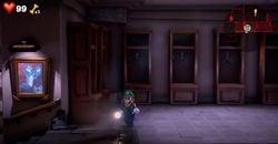 The Locker Room in the Fitness Center in Luigi's Mansion 3