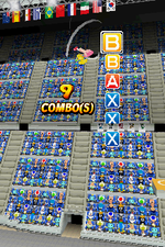 10m Platform in Mario & Sonic at the Olympic Games for Nintendo DS