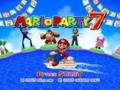 MarioParty7Pre-releaseTitleScreen.png