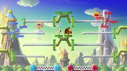 Revolving Relay from Mario Party 10.
