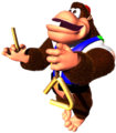 DK64 Chunky Kong Triangle.png