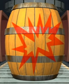 Exploding Barrel DKC Cartoon.png