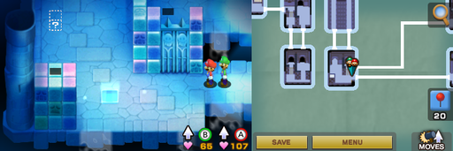 Location of the fourth hidden block in Joke's End.