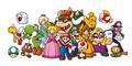 Mario characters group artwork.png
