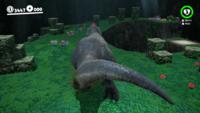 Dinosaur Nest in Super Mario Odyssey