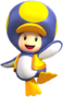 Penguin Toad from Mario Kart Tour