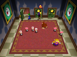 Locked Out from Mario Party 3.