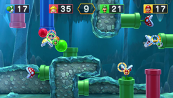 Pipe Sniper, from Mario Party 10.