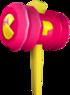 Ms. Pac-Man's Quack Hammer