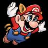 Raccoon Mario Artwork - Super Mario Bros. 3.png