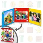 Selectable photo set (×2) from Super Nintendo World