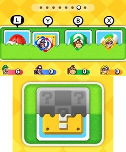 Top It Off from Mario Party: Star Rush