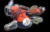 Comet body from Mario Kart 8