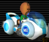 Jet Bubble from Mario Kart Wii