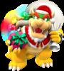 Bowser (Santa) from Mario Kart Tour