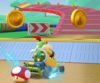 The icon of the Hammer Bro Cup challenge from the Bowser vs. DK Tour in Mario Kart Tour