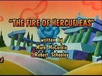 The Fire of Hercufleas Title Screen