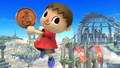 Challenge 23 from the third row of Super Smash Bros. for Wii U