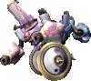 Duon's Spirit sprite from Super Smash Bros. Ultimate
