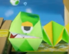 A Snakey in Yoshi's Crafted World
