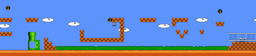 Kitty Hawk in the NES release of Mario's Time Machine