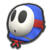 Shy Guy (Ninja) from Mario Kart Tour