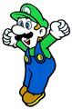 SMB Mushroom World-Luigi Art.png