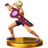 Shulk trophy from Super Smash Bros. for Wii U