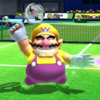 Wario's taunt from Mario Sports Superstars