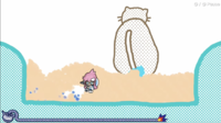 Kitty Business microgame in WarioWare: Get It Together