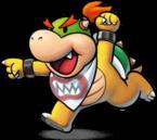 Artwork of Bowser Jr. made for Mario & Luigi: Bowser's Inside Story + Bowser Jr.'s Journey.