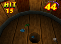 Beaver Bother in the game Donkey Kong 64