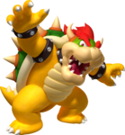 Artwork of Bowser from Fortune Street (also used in Mario & Sonic at the Rio 2016 Olympic Games)
