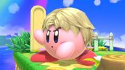 Kirby with Ken's ability