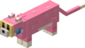 Minecraft Mario Mash-Up Red Cat Render.png