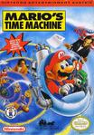 NES box art of Mario's Time Machine
