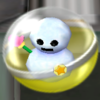 Mr. Blizzard Orb from Mario Party 6