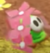 A Petal Guy in Yoshi's Crafted World.