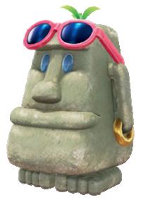 A Moe-Eye from Super Mario Odyssey.