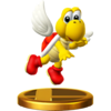 SSB4TrophyKoopaParatroopaRed.png
