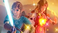 Classic Mode Challenge 3 of Super Smash Bros. Ultimate