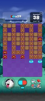 Stage 148 from Dr. Mario World since March 18, 2021
