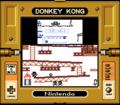 G&WG2 Super Game Boy Classic Donkey Kong.png