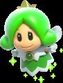 Green Fairy Artwork - Super Mario 3D World.png