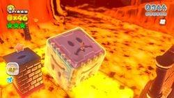 Grumblump Inferno from Super Mario 3D World.