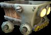 A Minecart