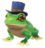 A Frog from Super Mario Odyssey.