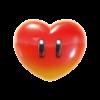 A Heart in Super Mario Odyssey