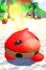 A Smolderin' Stu in the game Super Mario Sunshine.